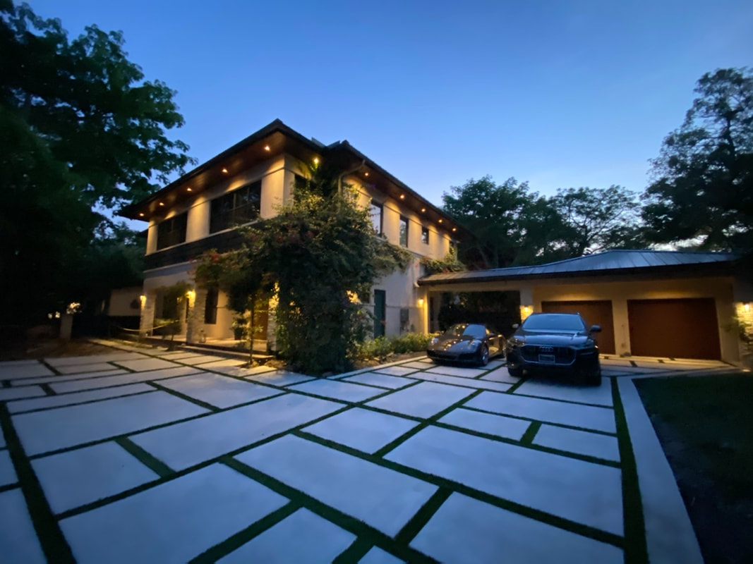 Beautiful new driveway pavers by Fort Lauderdale PaversPicture
