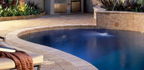 new pool deck Fort Lauderdale